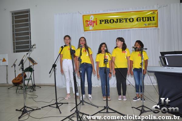 APRESENTA DO PROJETO GURI 05/12