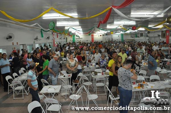 1º CAIPIRÃO NATALINO