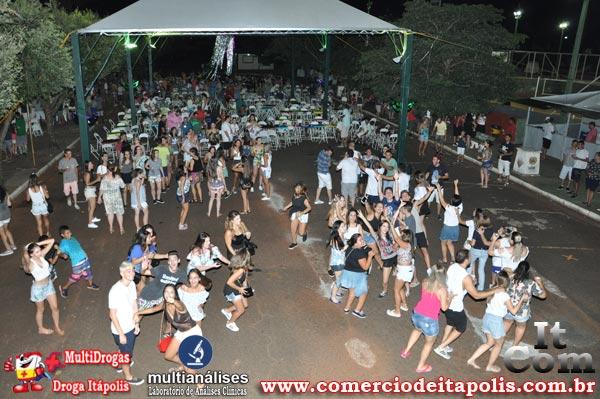 CARNAVAL NO CLUBE DE CAMPO