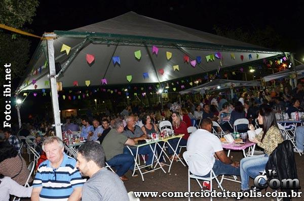 FESTA JUNINA NO CLUBE DE CAMPO