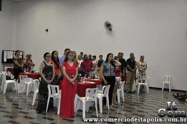 REUNIÃO FESTIVA DE NATAL