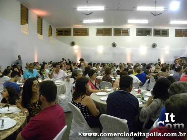 FESTA DE SÃO BENEDITO - MISSA-PROCISSÃO-JANTAR