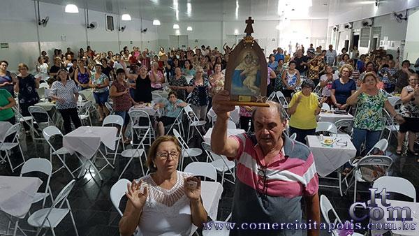 SHOW DE PRÊMIOS - CAPELINHAS DE SCHOENSTATT