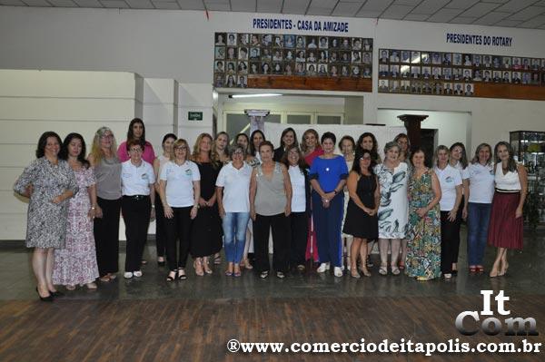 INAUGURAÇÃO DA GALERIA DAS PRESIDENTES DA CASA DA AMIZADE