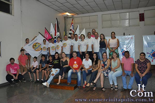 1ª REUNIÃO DO ROTARY KIDS
